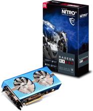 AMD Radeon RX 590 Nitro+ SE - 8GB GDDR5 RAM - Grafikkort