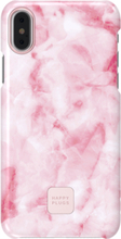 iPhone X Case Pink Marble