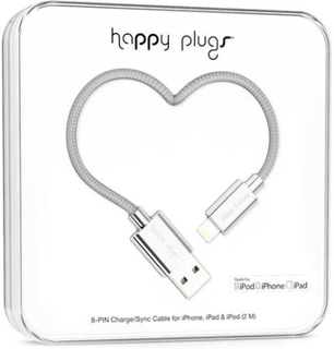 Lightning Charge/Sync Cable Silver