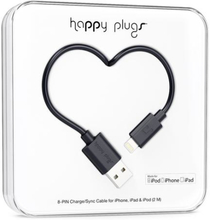 Lightning Charge/Sync Cable Black