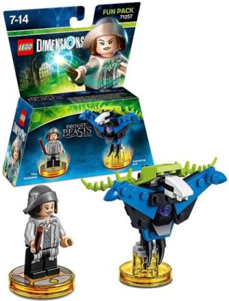 LEGO Dimensions: Fun Pack - Fantastic Beasts - CDON.COM