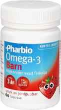 Pharbio Kosttillskott Omega-3 Kids 60 Kapslar - 50% rabatt