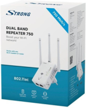 Dual Band Repeater 750 - Wi-Fi range extender