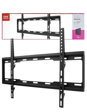 En For alle flade vægbeslag til 32 - 84-tomme LED/LCD/Smart TV - so...