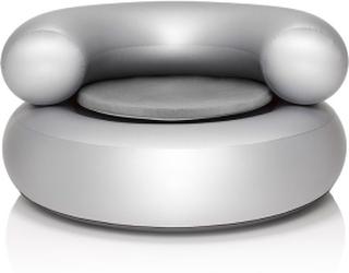 Fatboy - CH-AIR Sølv Lenestol Med Lysegrå Pute