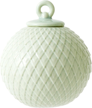 Lyngby Rhombe Kule Soft Grønn 7 cm -Tilbud