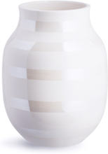 Kähler Omaggio Vase Perlemor 20 cm