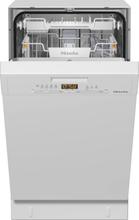 Miele G5430SCUBRWS Opvaskemaskine - Hvid