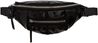 Isabel Marant Black Lacquered Noomi Pouch