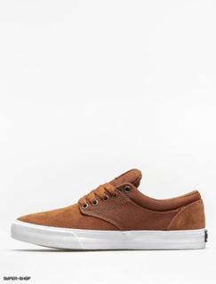 SUPRA Mens Chino tyg låg topp snöra mode Sneakers