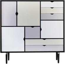 Andersen Furniture S3 Sort Lakkert Eik / Multifarget