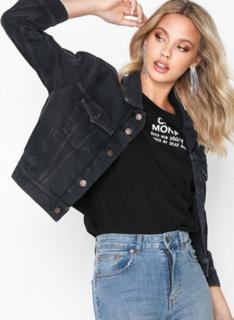 Cheap Monday Shrunk Jacket Horror Jeansjackor
