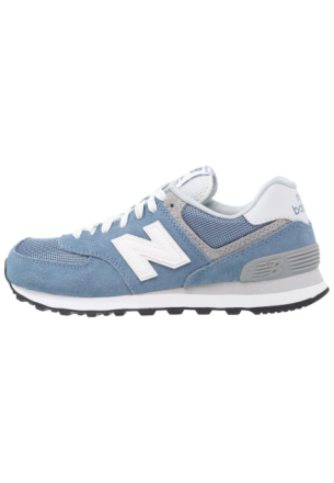 New Balance WL574 Joggesko blue