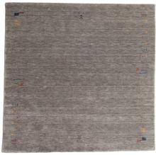 Gabbeh Loom Frame - Grå matta 200x200 Orientalisk, Kvadratisk Matta