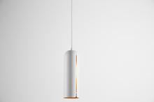 Gap pendant, tall white