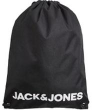 JACK & JONES Robust Logotypförsedd Träningsanpassad Väska Man Svart