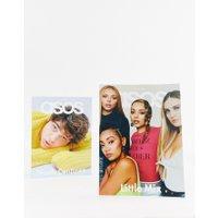ASOS MAGAZINE (tysk utgåva) - Party 18 med Noah Centineo och Little Mix - Flerfärgad