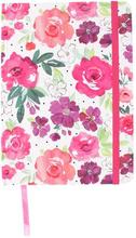 Floral Fusion A5 Notitieboekje