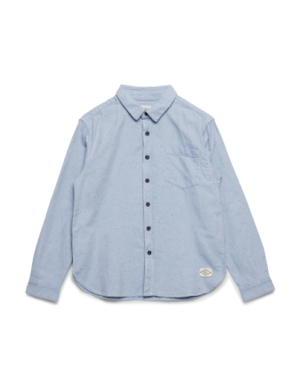 Chest-Pocket Cotton Shirt - Boozt