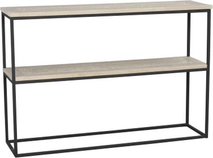 Gordon avlastningsbord Vitpigmenterad 121 x 31 cm