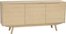 Graham sideboard Vitpigmenterad ek 160 x 40 cm