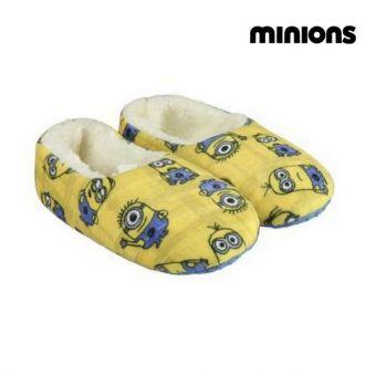 Hjemmesko Til Børn Minions 72879 Gul - Skostørrelse: 27 - Coolpriser