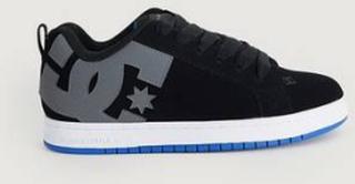 DC Shoes Sneakers Court Graffik Svart