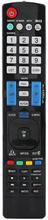 Universell fjärrkontroll ersätter LG RM-L930 smart 3D-TV Svart