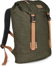 Urberg Vintage Backpack Ryggsäck Grön OneSize