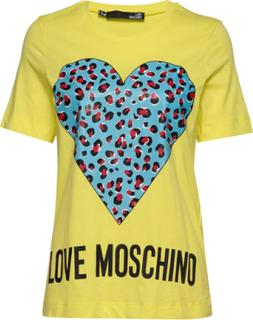 Love Moschino T-Shirt T-shirt Top Gul Love Moschino