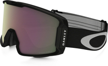Oakley Line Miner Snow Goggles Herr matte black w/ prizm hi pink iridium 2019 Skidglasögon & Goggles