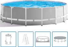 Intex Prism Frame swimmingpoolsæt 457 x 122 cm 26726GN