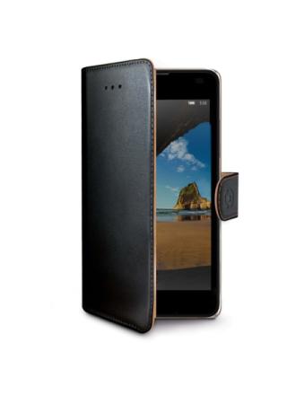 Wally Cover Lumia 550 - Black