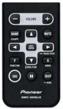CD R320 - vanlig fjärrkontroll