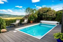 Swim & Fun Poolpaket Paxi Compact-Tenerife Grey