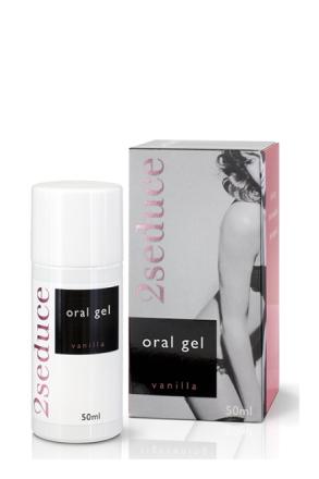 2Seduce - Oral Sex Gel Vanilla