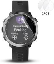 HAT PRINCE Garmin Forerunner 656 beskyttelses hinne til skjerm i PET - 2stk