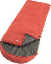 Outwell Campion Lux Sleeping Bag red Left Zipper 2020 Sovsäck