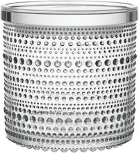 Iittala - Kastehelmi Dåse 11,4x11,6cm, Klar