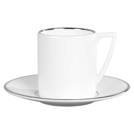 Wedgwood - Platinum Espressokop 0,08l