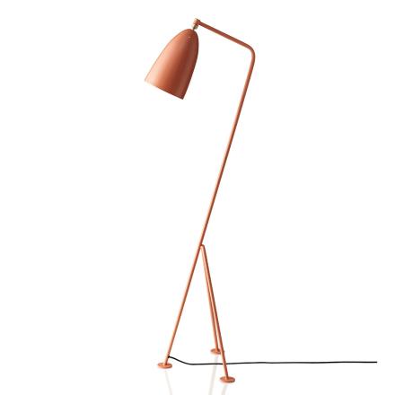 Gubi - Gräshoppa Standerlampe, Rød