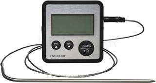 Kitchen Craft - Kitchen Craft Stegetermometer & Timer