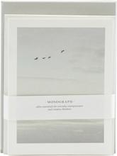 Monograph - Noterkort, Year, 8 pcs + konvolutt