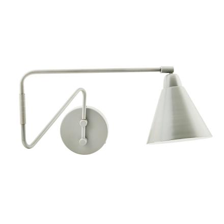 House Doctor - Game Væglampe 40W, Grå