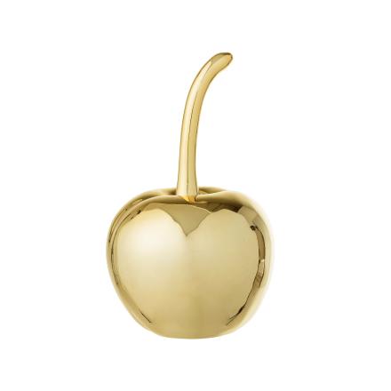 Bloomingville - Bordsdekoration Kirsebær 9cm, Guld