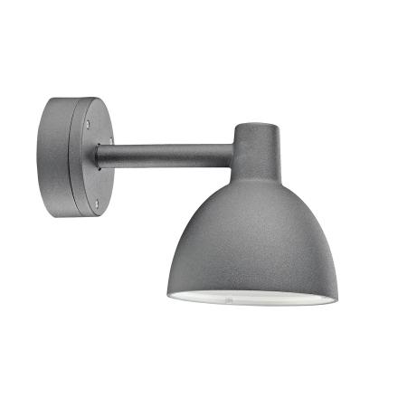 Louis Poulsen - Toldbod Væglampe Ø155 mm, aluminium lackerad