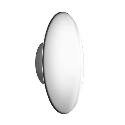Louis Poulsen - AJ Eklipta Væglampe/Loft Ø220 mm Hvid opal