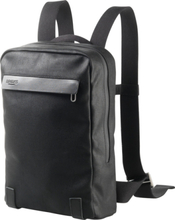 Brooks Pickzip Canvas Backpack small total black 2020 Cykelryggsäckar