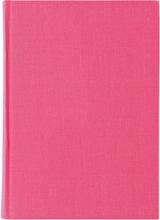 Ordning & Reda - O&R Libro Notesbog A5, Linieret, Lyserød