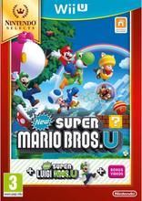 New Super Mario Bros. U + New Super Luigi U - Wii U - Collection